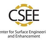 CSEE Logo - www.shotpeener.com