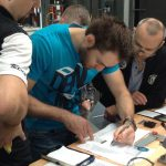 Hands-On Training at German Workshop - Electronics Inc.