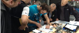 Hands-On Training at German Workshop - Electronics Inc.