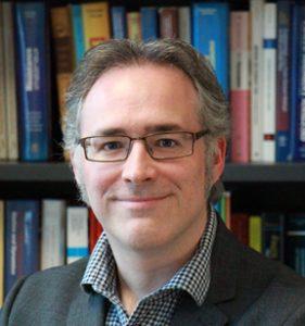 Martin Lévesque, ICSP-13 Chairperson